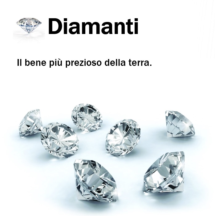 Acquistare o investire in Diamanti